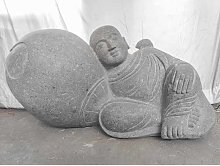 Wanda Collection - Estatua exterior jardín zen