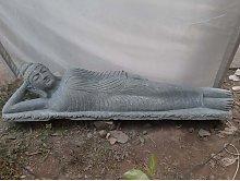 Wanda Collection - Gran estatua de jardín Buda