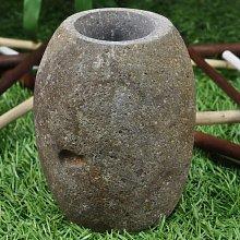 Wanda Collection - Vaso de piedra de río