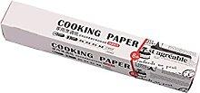 Watkings Estera de cocina de papel antiadherente,