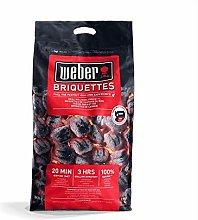 Weber 17591 - Briquetas de carbón vegetal para