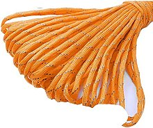 WEDSA Cuerda de paracaídas Reflectante de 100