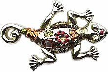 Weekinglo Souvenir Iguana de Oro Islas Vírgenes