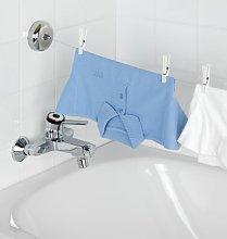 Wenko 3726410100 Tendedero Extensible Bath - 2,5 m