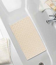 WENKO Alfombra de baño Rocha beige - Alfombra