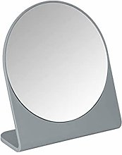 WENKO Espejo cosmética Marcon gris - Espejo de