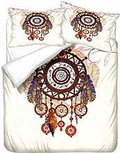 WENYA Ropa de Cama Mandala Bohemia Atrapasueños