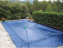 Werkapro - Lona para piscina rectangular 140g/m2