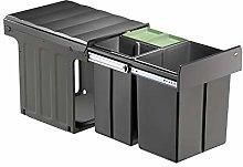 WESCO 857721-72 Cubo de basura, plástico