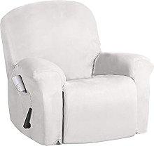 Whinop Cubierta de Silla de sofá reclinable de
