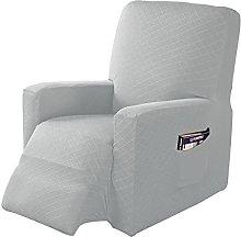 Whinop Tapa de Silla de sofá reclinable Sofá de
