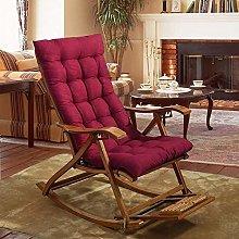 WHZG Cojin Silla Cojines de silla mecedora