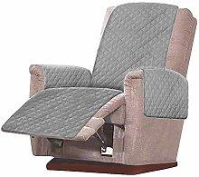 Windyeu Funda de sillón relax reclinable