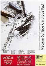 Winsor & Newton Bloc de Dibujo, Papel, Blanco, A5