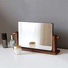 WLABCD Espejo de Maquillaje, Espejo de Tocador