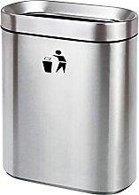 WLP-WF Cubo de Basura, Cubo de Basura Cilíndrico,
