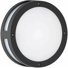 Wofi - Lámpara de pared LED para exteriores