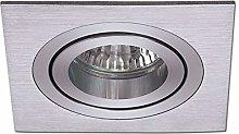 Wonderlamp Clasic W-E0 Foco empotrable cuadrado