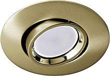 Wonderlamp W-E000084 Foco empotrable techo ROUND
