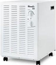 Wood ´ S - Deshumidificador industrial eléctrico