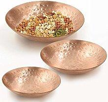 WorldOfIndianArt presenta plato de cobre