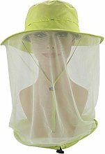 WOYBAOF Al Aire Libre 360 ​​Anti-Mosquito Hat