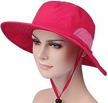 WOYBAOF Sombrero de Pescador para Exteriores,