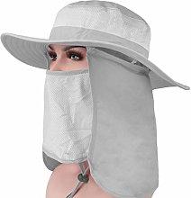 WOYBAOF Sombrero de protección Solar para