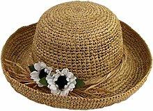 WOYBAOF Sombrero de sombrilla de Viaje de