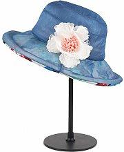WOYBAOFuera del Esencial Sombrero de Seda para