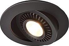 WUIO Foco De Techo, Iluminación Empotrada LED