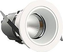 WUIO Foco De Techo, Instalación Empotrada LED,