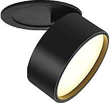 WUIO Foco De Techo LED, 355 ° Downlight Ajustable