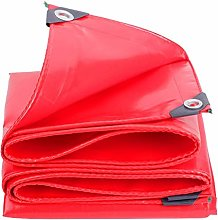WXR Lona Exterior Lluvia Rojo Protector Solar