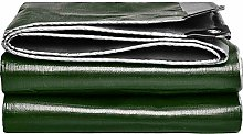 WXR Lona Fuerte Verde Oscuro Impermeable Cubiertas