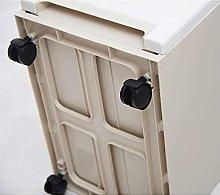 WXXMZY Gabinete de almacenamiento de cajones con
