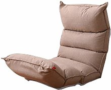 WY Bseack - Silla de piso para el suelo, silla de