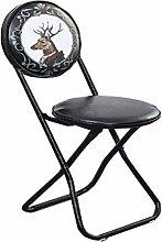 WYBW Taburetes de bar cafetería, silla alta