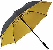 WYF Paraguas Plegable Paraguas de Golf A Prueba de