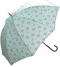 WYF Paraguas Plegable Paraguas Fresco pequeño de