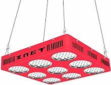 WYZM LED L/ámpara De Cultivo con cuadrado de 200X10 W