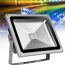 WZFANJIJ Foco LED RGB Exterior, Cambio de Color
