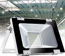 WZFANJIJ LED Foco Exterior Alto Brillo Proyector