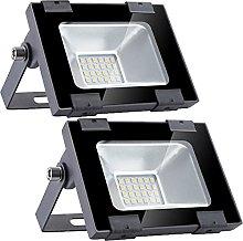 WZFANJIJ Proyector LED Exterior IP65 Impermeable