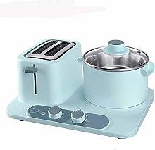 WZHZJ Pan tostadora eléctrica horno de cocción
