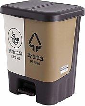 WZP-K Bote de basura: bote de basura al aire