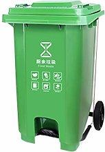 WZP-K Cubo de basura-cubo de basura al aire libre,