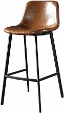 XAGB Taburete de bar para oficina, silla alta para