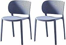 XCZZYC Juego de sillas de Comedor de 2 PP con