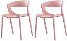 XCZZYC Juego de sillas de Comedor de 2 sillas de